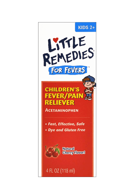 Little Remedies® for Fevers™ Children's Fever/Pain Reliever