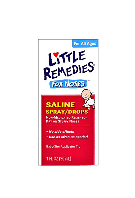 Little Remedies® for Noses™ Saline Spray/Drops