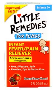Little Remedies© for Fevers™ Infant Fever/Pain Reliever